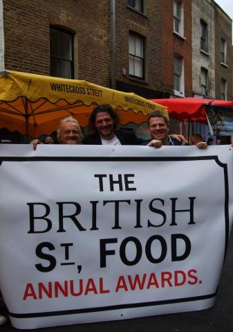 British Street Food Awards 2010
