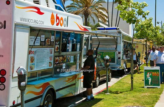 Bool BBQ, Gourmet Food Truck, Los Angeles, CA