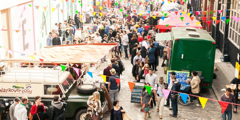 Best Food Festivals In Britain